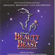 Produktbilde for Beauty & Beast - Original Broadway Cast Recording (USA-import) (CD)
