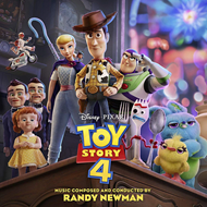 Produktbilde for Toy Story 4 (USA-import) (CD)