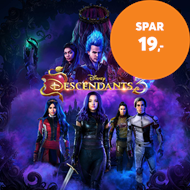 Descendants 3 - Original TV Movie Soundtrack (CD)
