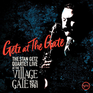 Getz At The Gate - Live At The Village Gate Nov. 26 1961 (2 CD)