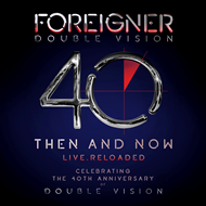 Produktbilde for Double Vision: Then And Now (CD + 2 BLU-RAY)