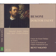 Produktbilde for Busoni : Doktor Faust (UK-import) (3CD)
