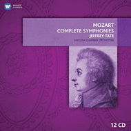 Produktbilde for Mozart: The Complete Symphonie (12CD)