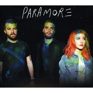 Produktbilde for Paramore & 3 Bar Unisex Slim T (M) (CD + T-skjorte)