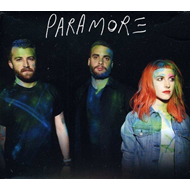 Produktbilde for Paramore & 3 Bar Unisex Slim T (S) (CD + T-skjorte)