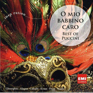 Produktbilde for O Mio Babbino Caro: Best Of Puccini (CD)