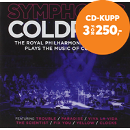 Produktbilde for Symphonic Coldplay (CD)