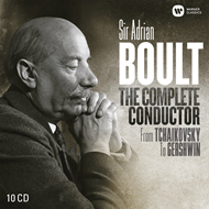 Produktbilde for The Complete Conductor - From Tchaikovsky To Gershwin (10CD)