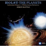 Produktbilde for Holst: The Planets (CD)