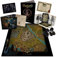 Produktbilde for Reader Of The Rules - Divination - Fanbox (CD)