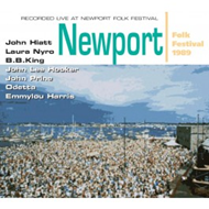Produktbilde for Newport Folk Festival 1989 (3CD)
