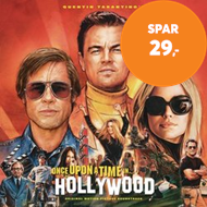 Quentin Tarantino's Once Upon A Time In Hollywood (Original Soundtrack) (CD)
