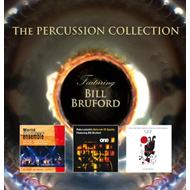 Produktbilde for Percussion Collective Featuring Bill Bru (3CD)