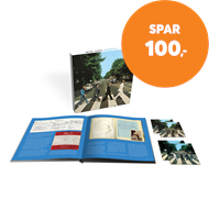 Produktbilde for Abbey Road - Anniversary Limited Super Deluxe Edition (3CD + Blu Ray A + Bok)