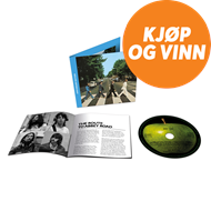 Abbey Road - Anniversary Edition (CD)