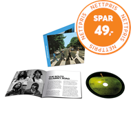 Produktbilde for Abbey Road - Anniversary Edition (CD)
