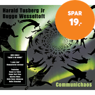 Produktbilde for Communichaos (CD)