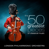 Produktbilde for The 50 Greatest Pieces Of Classical Music (4CD)