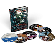 Produktbilde for Stormwatch - The 40th Anniversary Force 10 Limited Edition (UK-import) (4CD + 2DVD)
