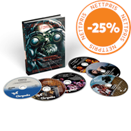 Produktbilde for Stormwatch - The 40th Anniversary Force 10 Limited Edition (USA-import) (4CD + 2DVD)