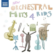 Produktbilde for New Orchestral Hits 4 Kids (CD)