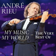 Produktbilde for My Music - My World - The Very Best Of (2CD)