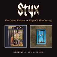 Produktbilde for Grand Illusion/Edge Of The Century (2CD)
