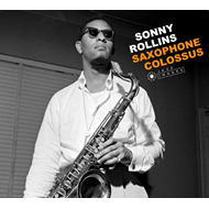 Produktbilde for Saxophone Colossus + The Sound Of Sonny + Way Out West + Newk' (2CD)