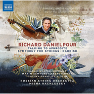 Produktbilde for Danielpour: Talking To Aphrodite; Symphony For Strings; Kaddish (CD)