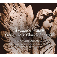 Produktbilde for Corelli: Opus 1 & 3: Church Sonatas (2CD)