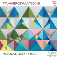 Produktbilde for Transformations (CD)