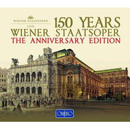 Produktbilde for 150 Years Wiener Staatsoper - The Anniversary Edition (22 CD) (22CD)