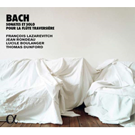 Produktbilde for Bach: Recorder Sonatas (CD)