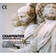 Produktbilde for Charpentier: Vêpres Pour Saint Louis (CD)