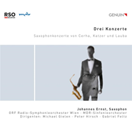 Produktbilde for Saxophone Concertos (CD)
