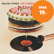 Let It Bleed - 50th Anniversary Stereo Edition (CD)