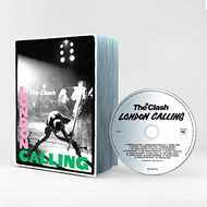Produktbilde for London Calling - The Scrapbook (CD + 120 Page Book) (CD)