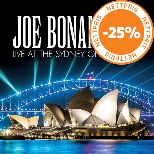 Live At The Sydney Opera House (CD)