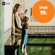 Produktbilde for Vilde Frang - Paganini, Schubert (CD)