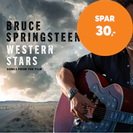 Produktbilde for Western Stars - Songs From The Film (2CD)