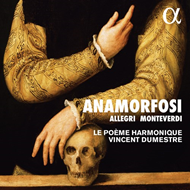 Produktbilde for Anamorfosi (CD)