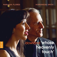 Dowland: Whose Heavenly Touch (CD)