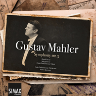 Produktbilde for Mahler: Symphony No. 3 (2CD)