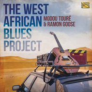 Produktbilde for The West African Blues Project (CD)
