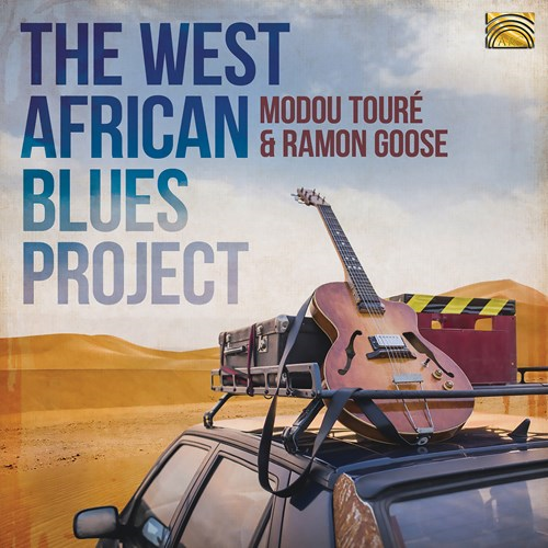 The West African Blues Project (CD)