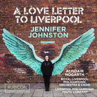 Produktbilde for A Love Letter To Liverpool (CD)