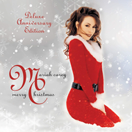 Produktbilde for Merry Christmas - Deluxe Anniversary Edition (2CD)