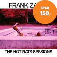 Produktbilde for The Hot Rats Sessions - Limited Box Set (includes a Zappa Land board game) (6CD)