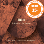 Produktbilde for Hildo (CD)
