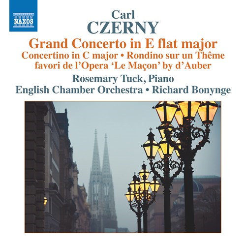 Czerny: Grand Concerto No. 2 - Concertino In C Major - Rondino Sur Un Theme Favori De L'opera Le Mac (CD)